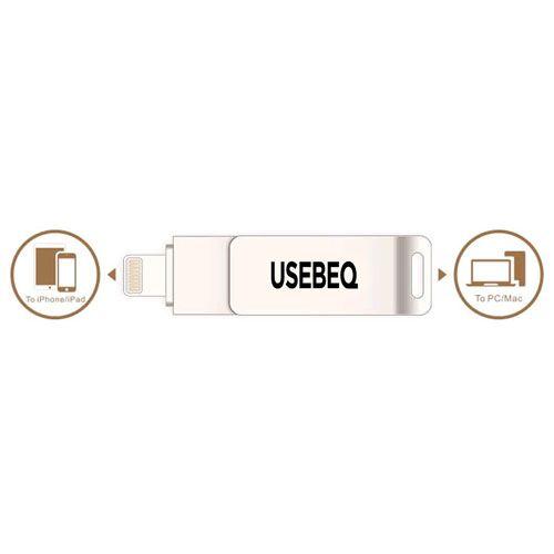 Rotating Lightning U Disk 4GB USB Flash Drive Image 3
