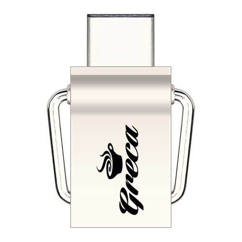 Ultra Metal USB 4GB Flash Drive Image 1