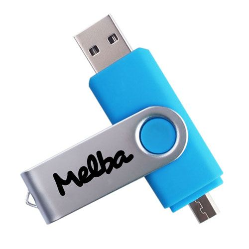 Two-Site Phone OTG USB Flash Drive Image 4