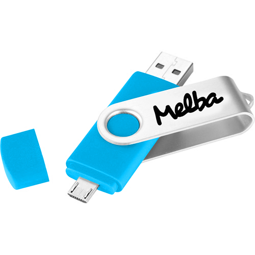 Two-Site 4GB OTG USB Flash Drive