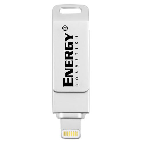 Metal 3 in 1 4GB Flash Drive