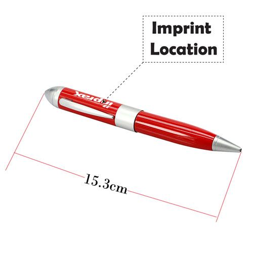 Laser Pointer 8GB USB Flash Drive Imprint Image