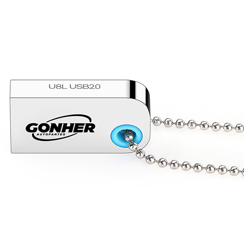 Super Mini 8GB USB 2.0 Flash Drive Image 1