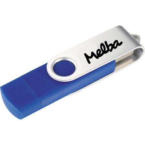 Two-Site OTG USB 8GB Flash Drive