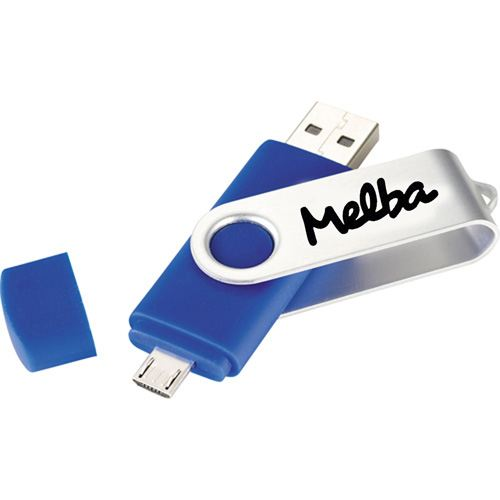 Two-Site OTG USB 8GB Flash Drive Image 3