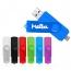 Two-Site OTG USB 8GB Flash Drive Image 5