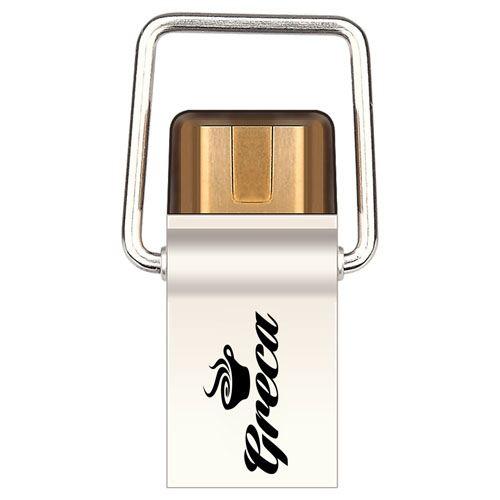 Ultra Metal USB 16GB Flash Drive Image 3