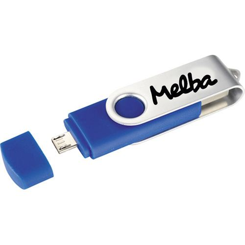 Two-Site 16GB OTG USB Flash Drive Image 2