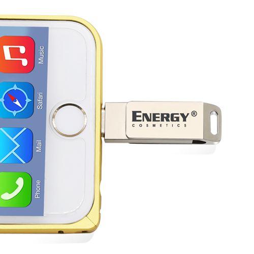 Metal 3 in 1 16GB Flash Drive Image 1