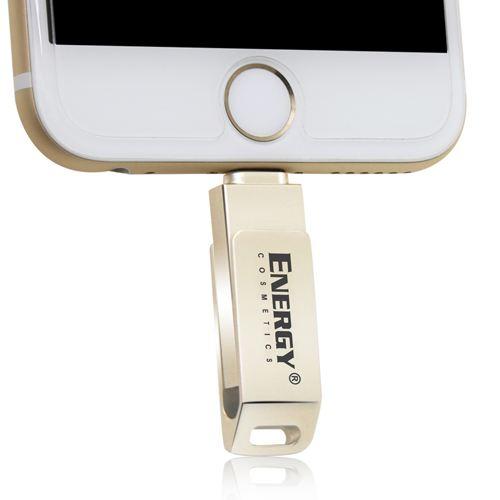 Metal 3 in 1 16GB Flash Drive Image 5