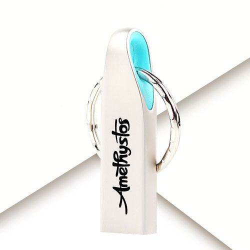 Ring Real USB 3.0 Keychain 32GB Flash Drive