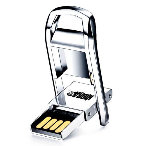 Flip Mini 32GB Metal USB Flash Drive