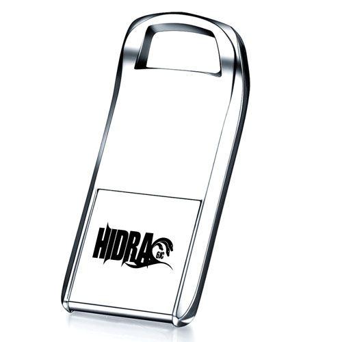 Flip Mini 32GB Metal USB Flash Drive Image 2