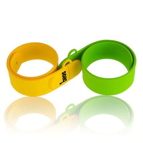 Silicone Wristband 32GB 2.0 Pen Drive Image 1