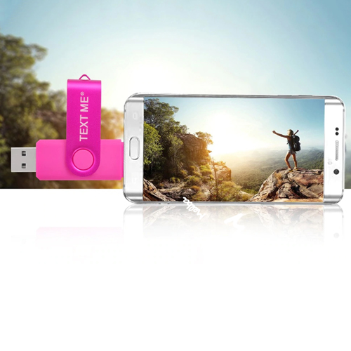 Two-Site Phone OTG USB 32GB Flash Drive Image 4