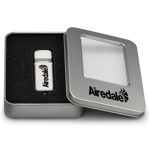 Window Flash Drive Tin Box Image 1