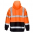 High Visibility Thermal Workwear Jacket Image 2