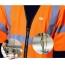 High Visibility Short Sleeve Safety Vest Image 3