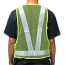 High Visibility Reflective Outdoor Vest Image 2