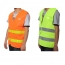 High Visibility Reflective Sanitation Coat Image 1