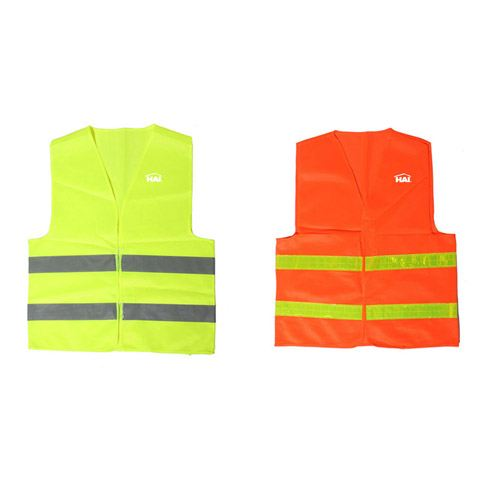 High Visibility Reflective Sanitation Coat Image 4