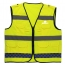 Multiple Pockets Reflective Safety Vest Image 2