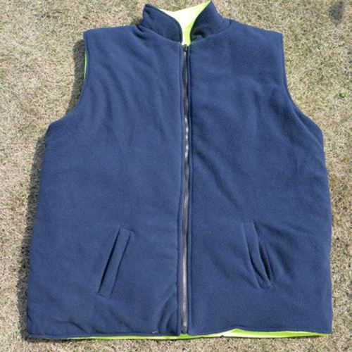 Cotton Padded Winter Outdoor Safety Vest Image 3