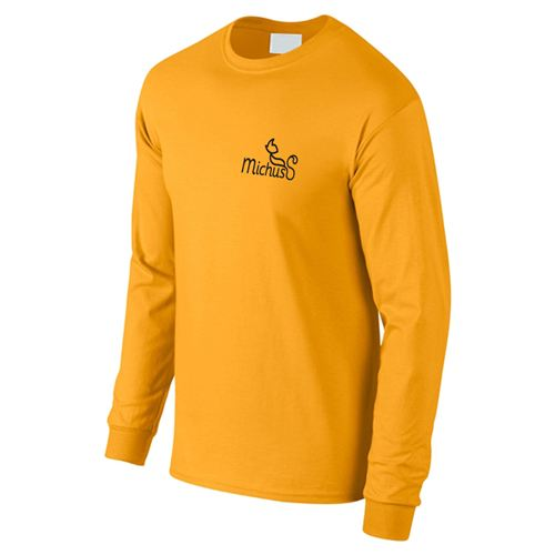 Custom Long Sleeve T Shirts