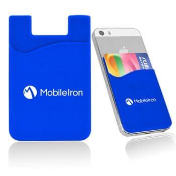 محفظة ترويجية خاصة بالهاتف النقال و بطاقات مصنوعة من السيليكون