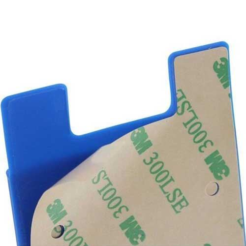 Promotional Smartphone Silicone Card Wallet Image 5