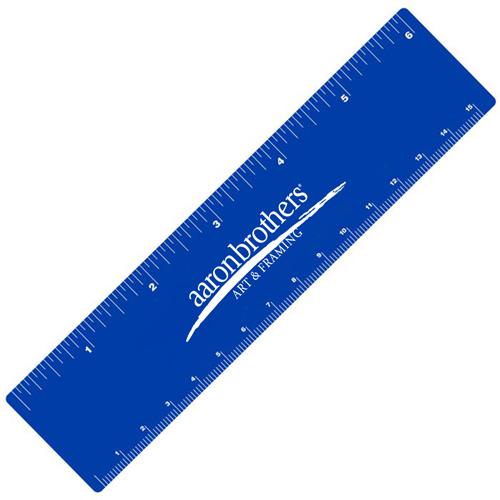 6 Inch Vinyl Ruler Image 5