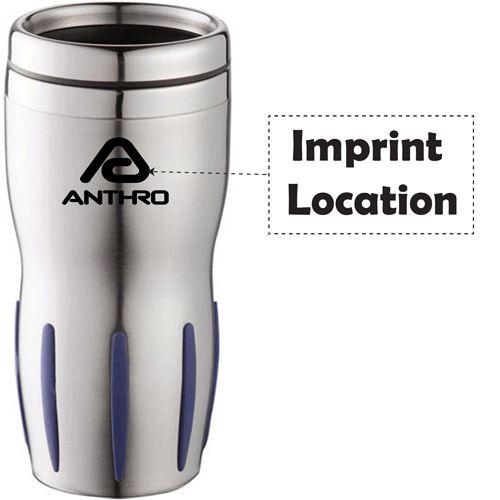 14 Oz Pro Grip Tumbler Imprint Image