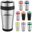 16 Oz Stainless Steel Custom Travel Tumbler Image 1