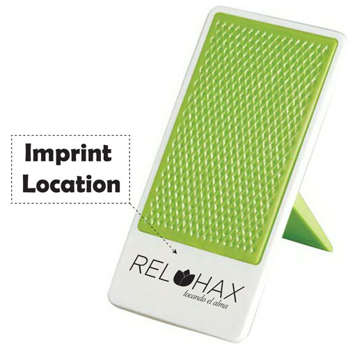 Flip Mobile Phone Holder Imprint Image