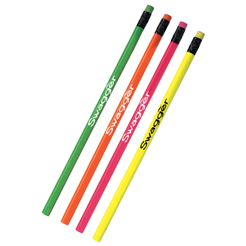 Promotional Round Pencil Image 1