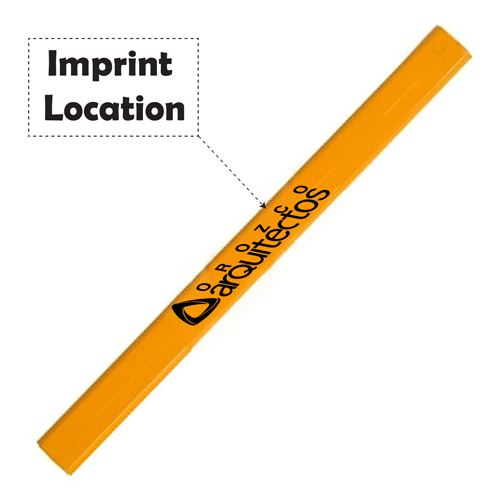 Alternative Carpenter Pencil Imprint Image