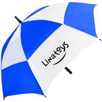 Dual Color Vented Golf Umbrella