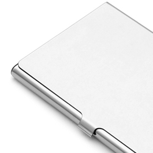 Aluminum Business Card Holder Image 2