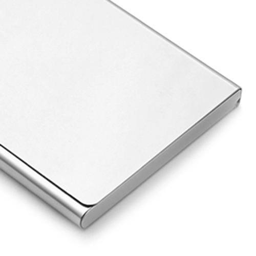 Aluminum Business Card Holder Image 3