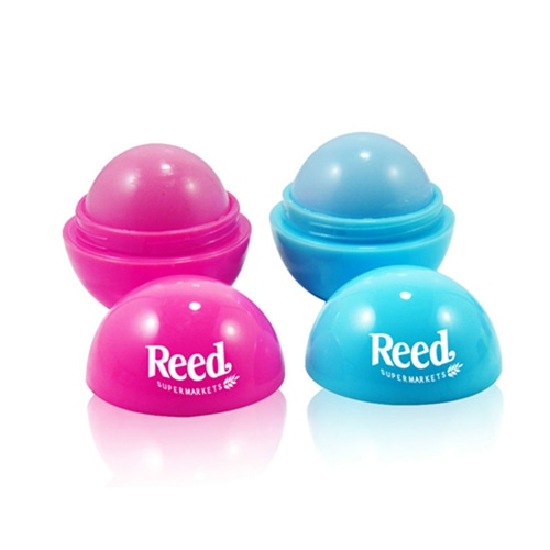 Ball Fruit Flavor Lip Balm Image 1