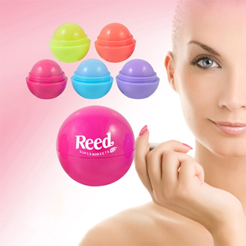 Ball Fruit Flavor Lip Balm