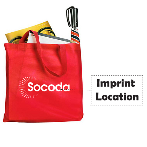 Convention Air-Tote Bag Imprint Image