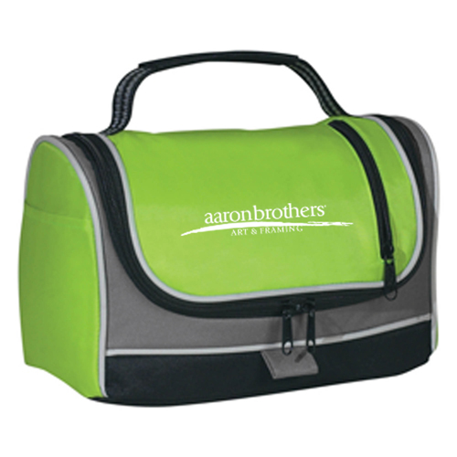 Insulated Zippered Lunch Bag