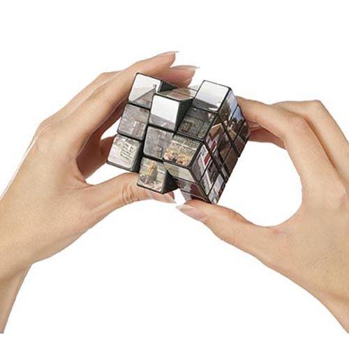 Custom Rubik's Cube Image 2