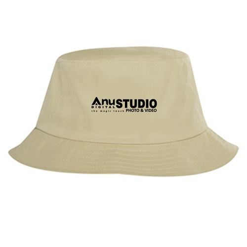 Twill Bucket Hat Image 4