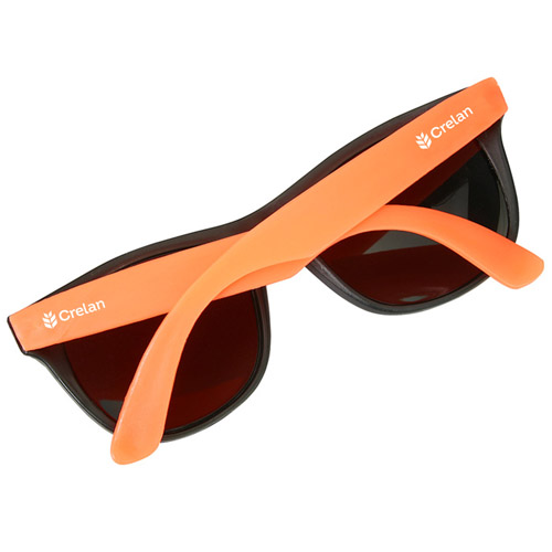 Personalized Two Tone Cool Sunglasses Image 2