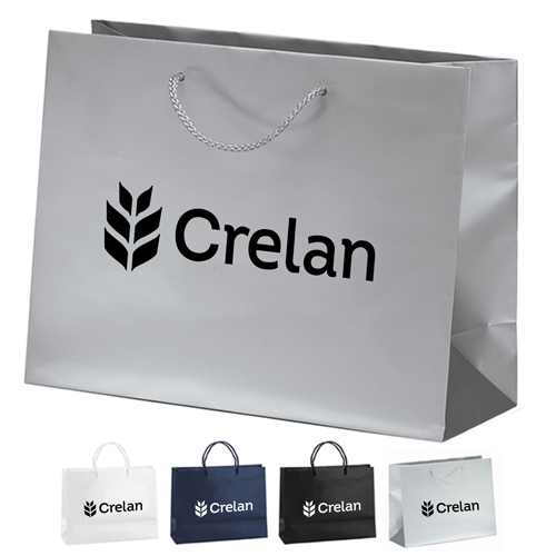 Eurotote Shopper Paper Bag Image 1