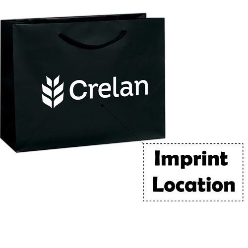 Eurotote Shopper Paper Bag Imprint Image