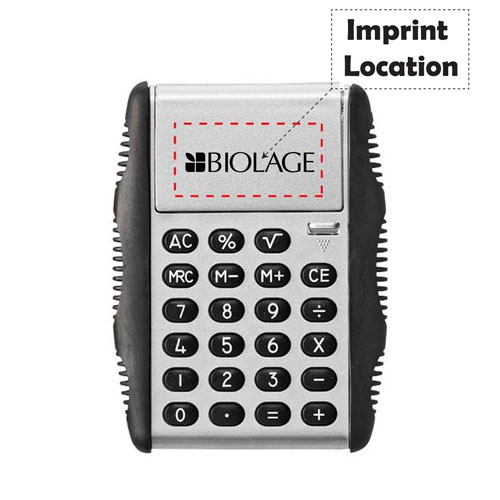 Magic 8 Digit Calculator Imprint Image