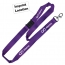 Woven Lanyards with Detachable Buckle Imprint Image